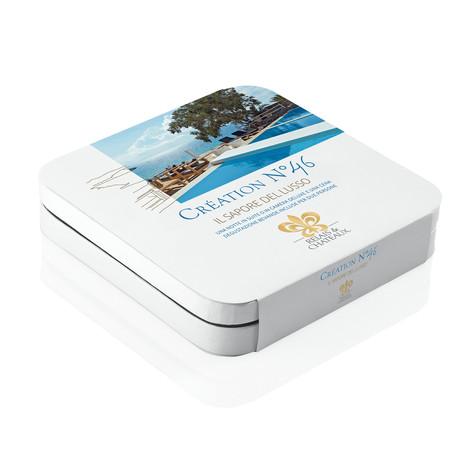 Gift box %CRÉATION% : Il sapore del lusso
