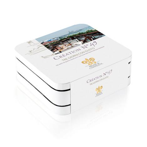 Gift box %CRÉATION% : Tre giorni con gusto
