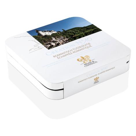 Coffret cadeau CRÉATION N°10 : Romantisch Tussenuitje - Echappée Romantique - Relais & Châteaux