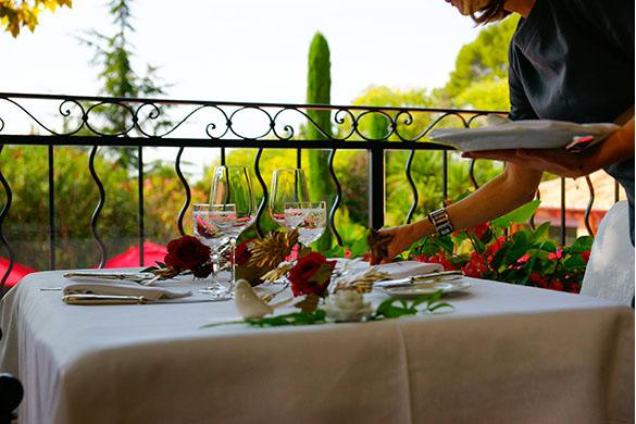 Verblijf & Menu van de Chef - Séjour & Table de Chef