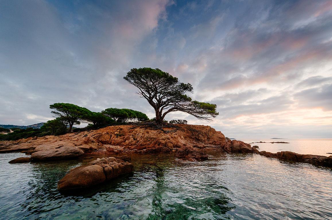 Inseln des Mittlemeers