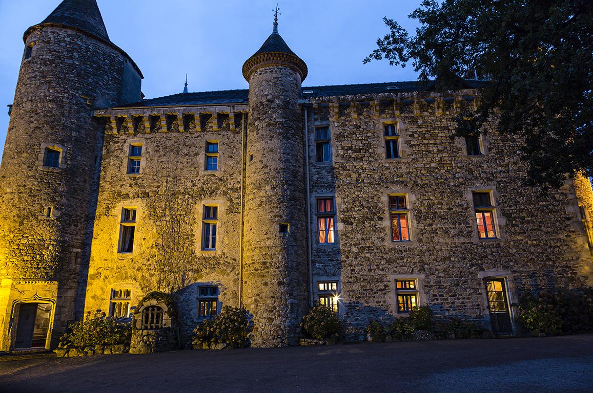 A château experience