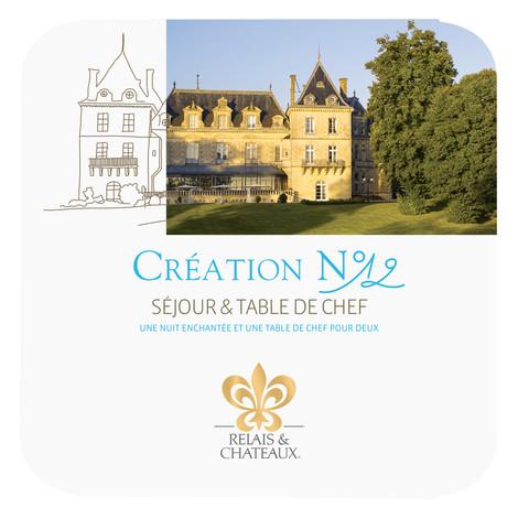 Séjour & Table de Chef